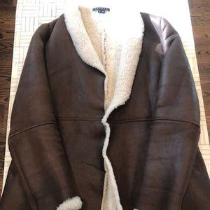 Theory Shearling Jacket